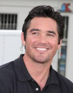 Dean Cain meeting about the casting of Batman vs. Superman