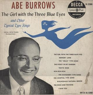 Abe Burrows