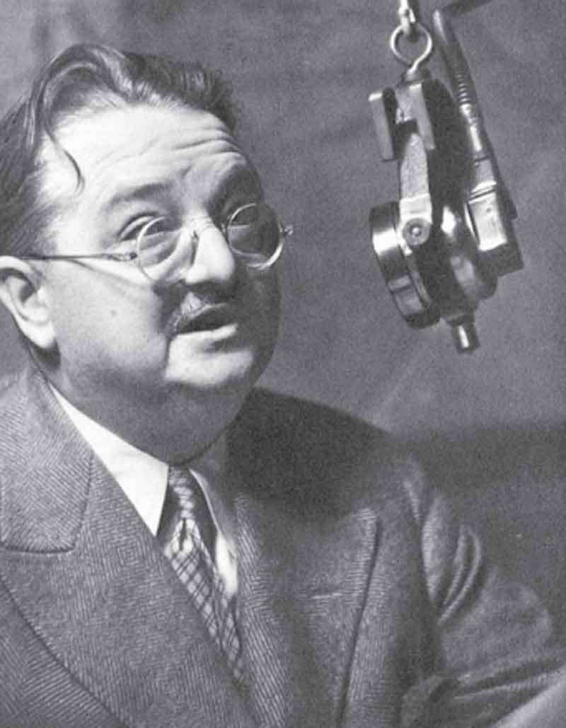 Photo of Alexander Woollcott