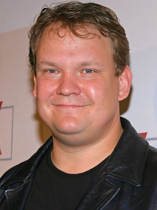 andy richter family