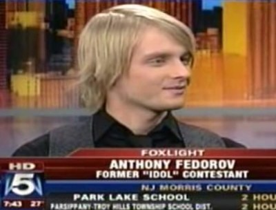 Anthony Fedorov