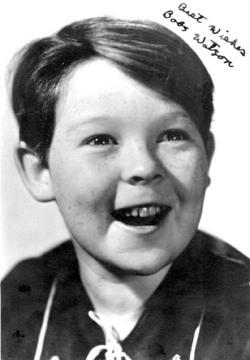 Bobby Watson (actor) Bobs Watson