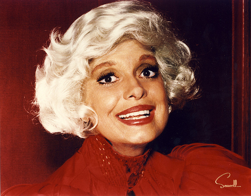 Carol Channing height