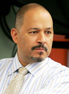 Clark Johnson The Wire