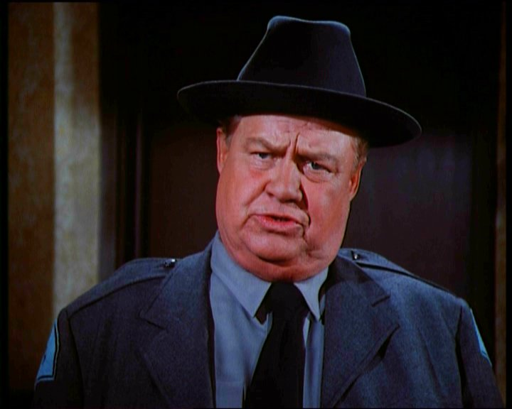 clifton james monty double