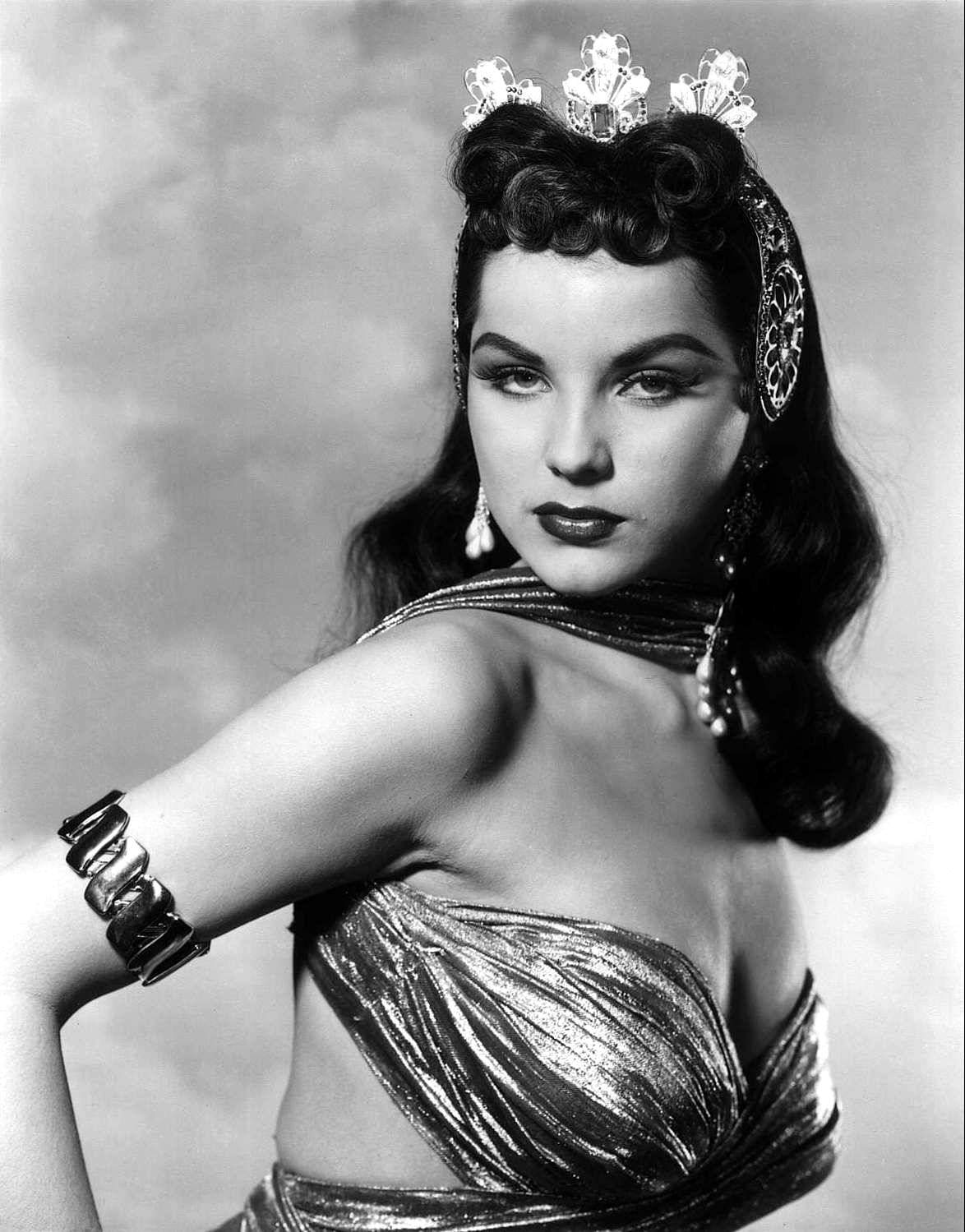 Debra Paget Debra Paget new pictures
