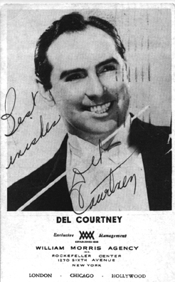 Del Courtney