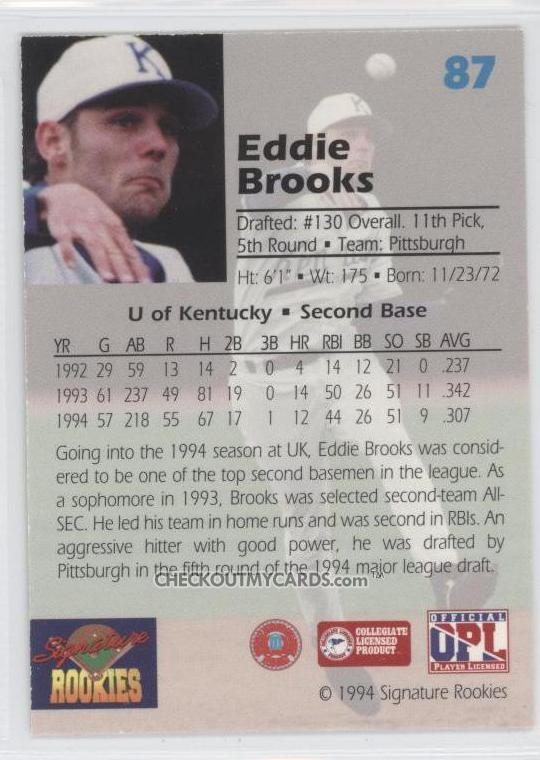 Eddie Brooks