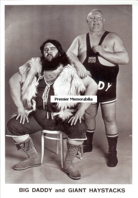 Giant Haystacks