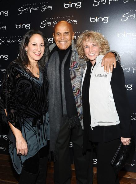 Gina Belafonte Celebrities Lists