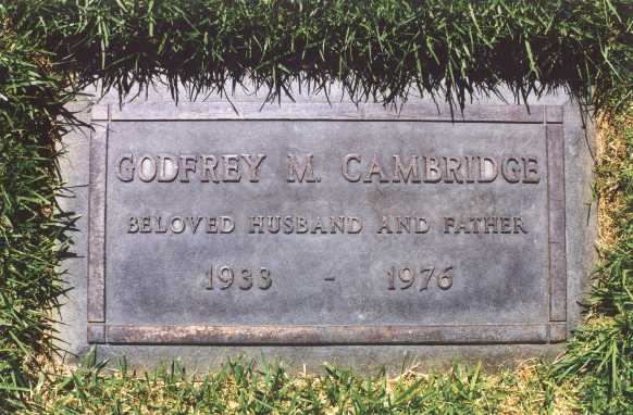 Godfrey Cambridge