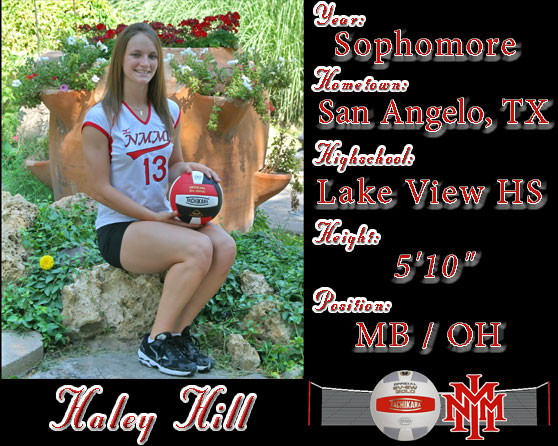 Haley Hill