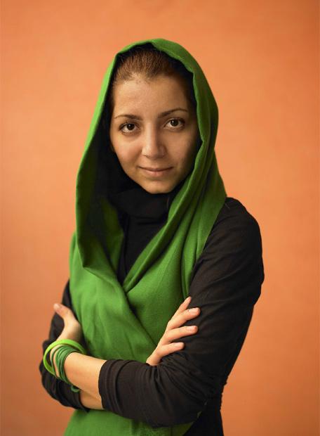 Hana Makhmalbaf 알몸의 684