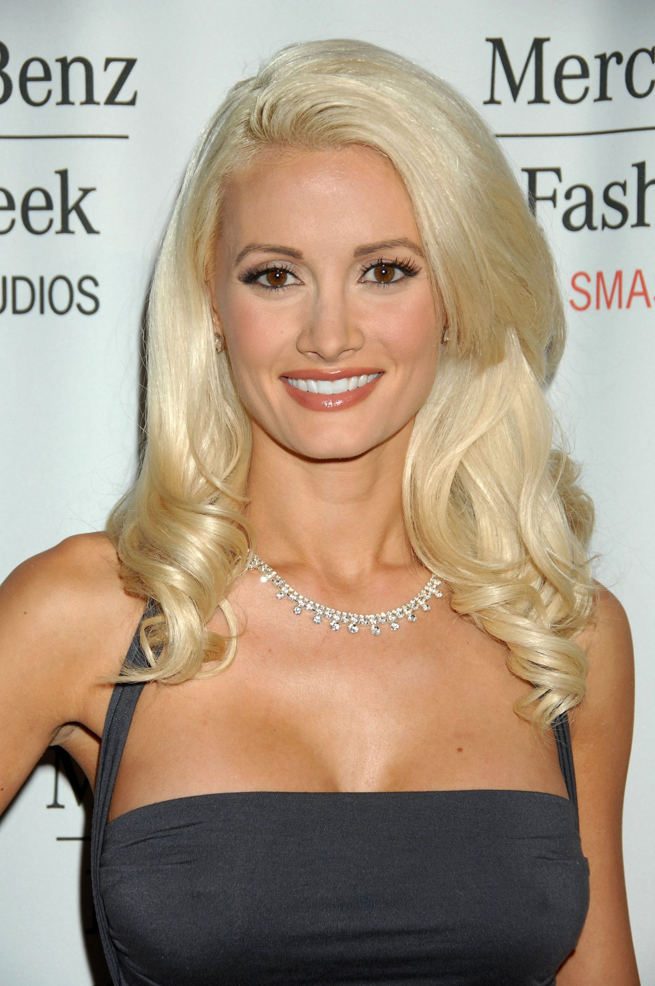 Against. Holly madison as