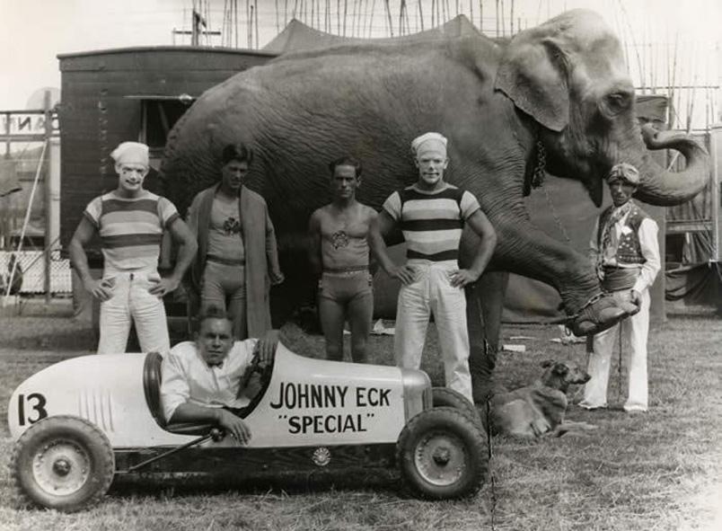Johnny Eck Celebrities Lists