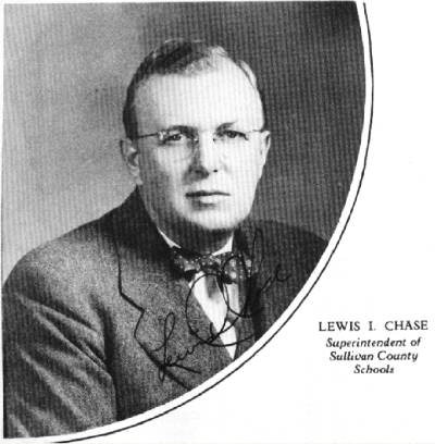 Lewis Chase
