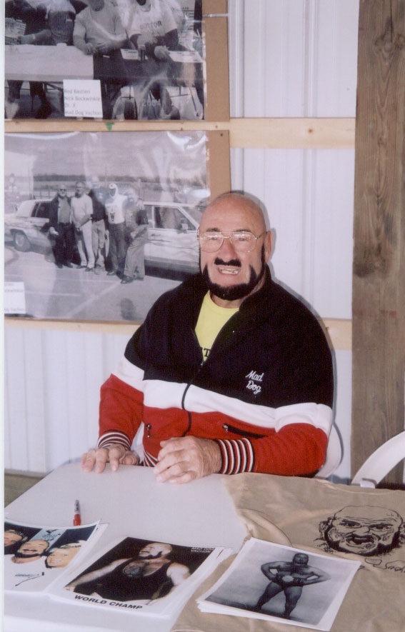 Mad Dog Vachon