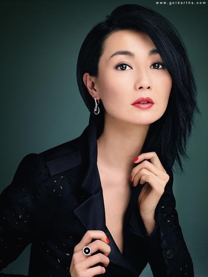 Maggie Cheung majestic photos of Maggie Cheung