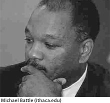Michael Battle