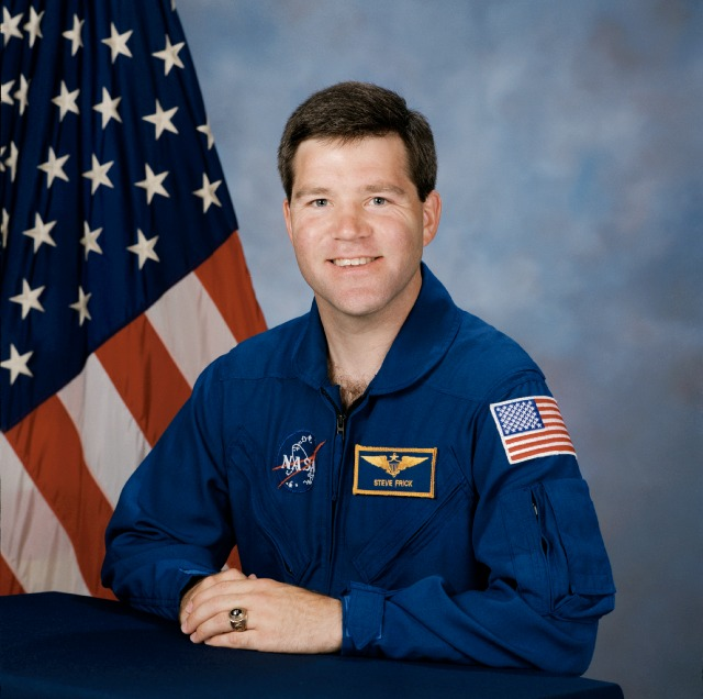 astronaut mike fincke - photo #23