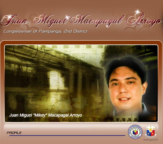 Mikey Macapagal Arroyo