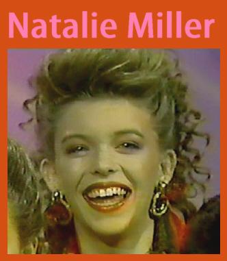 natalie miller celebrities lists