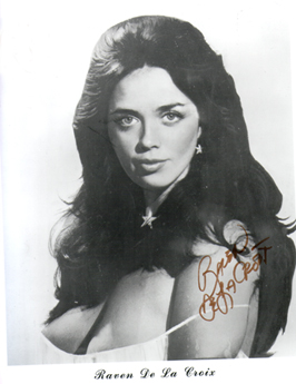 Raven De La Croix, 1970s : OldSchoolCool