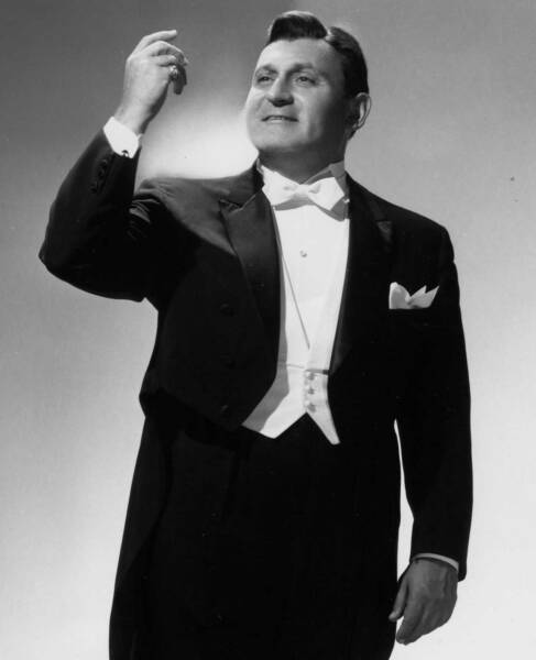 Michael Tucker (actor) Richard Tucker