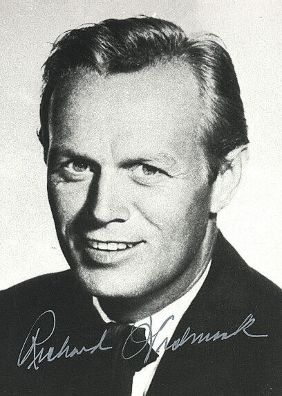 Richard Widmark photo Richard Widmark