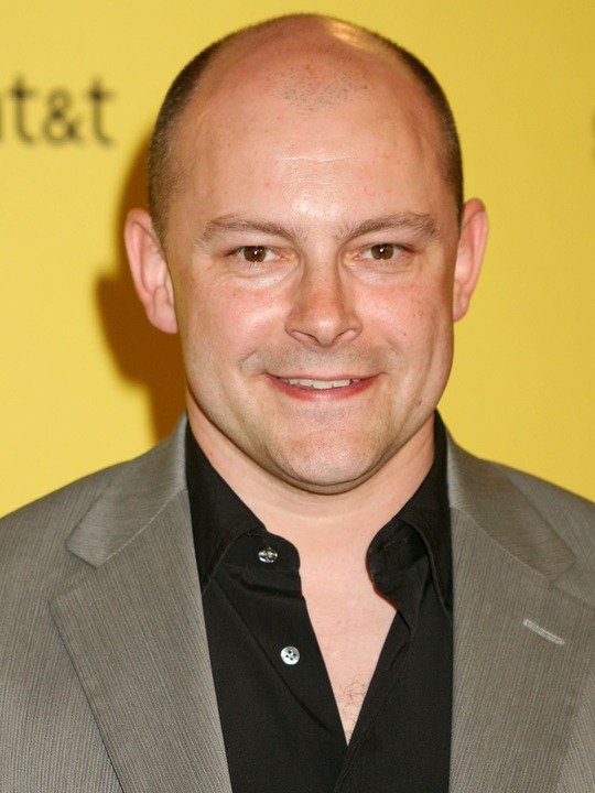 Rob Corddry With Hair