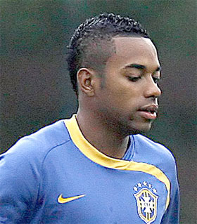 Robinho height