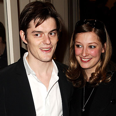 Sam Riley Wife Photo#03 Sam Riley
