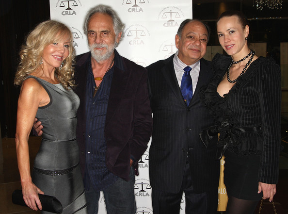 Shelby Chong, Tommy Chong's Wife Best Photos: DWTS Pics | Heavy.com