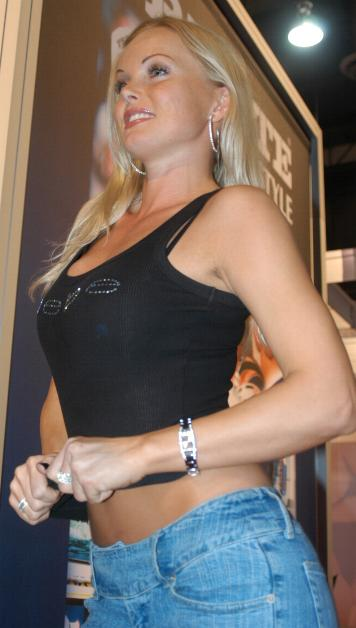 Silvia Saint Website