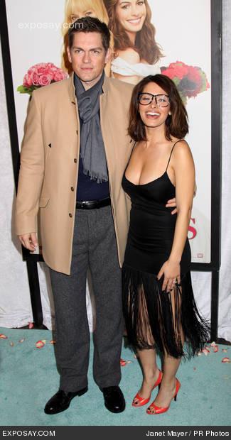 Steve Howey And Sarah Shahi Baby