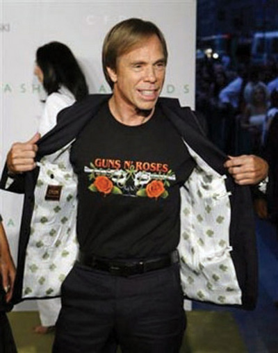 Tommy Hilfiger Spring Summer 2016 Women S Collection: Celebrities Lists