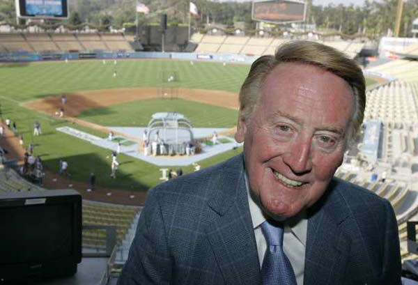 Vin Scully Celebrities Lists