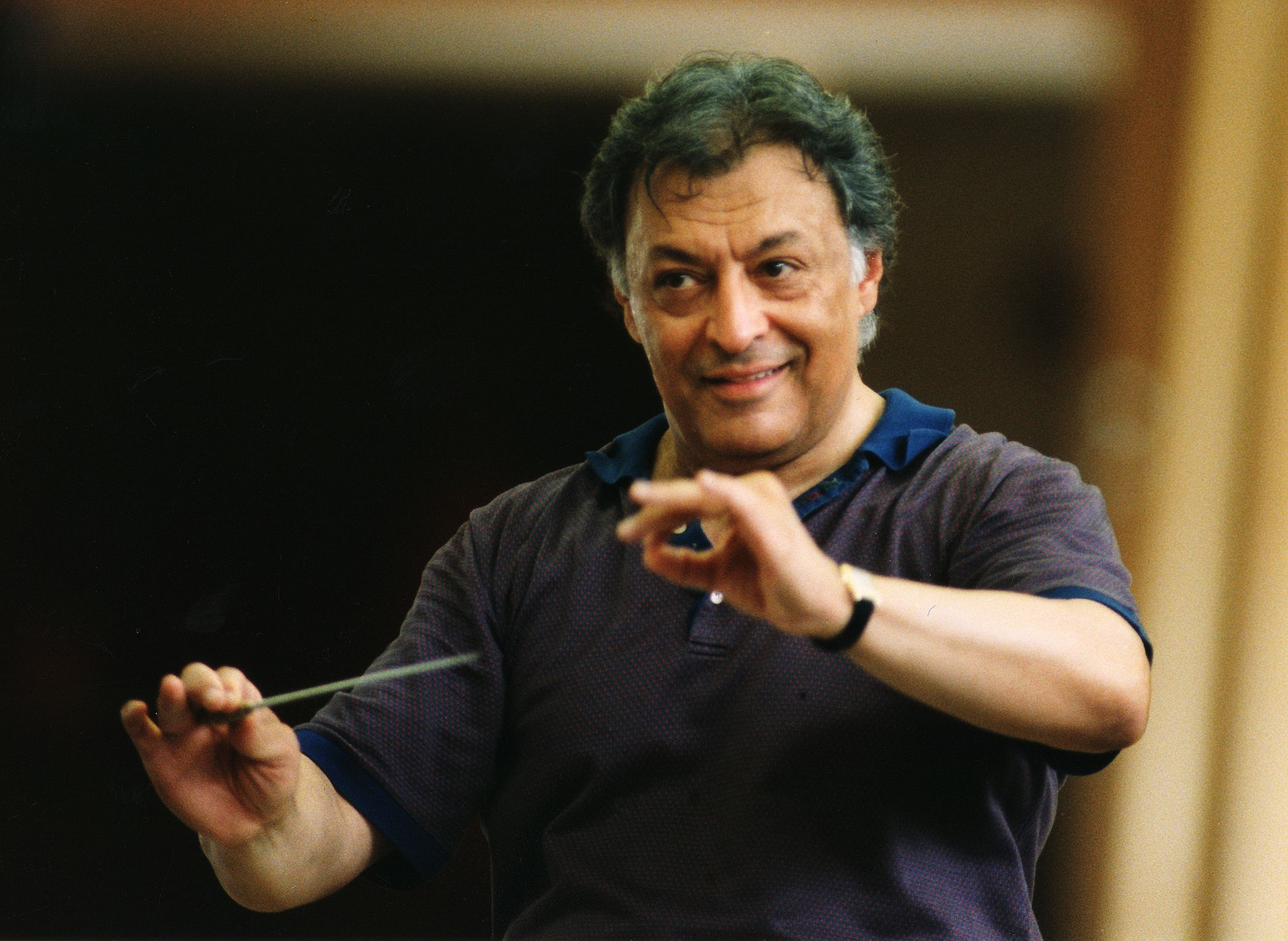 ZUBIN MEHTA | Celebrities lists.