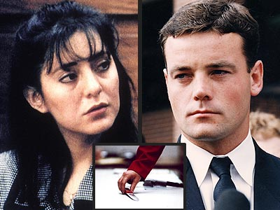 Image result for John Wayne Bobbitt and wife