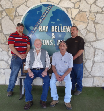 Ray Bellew